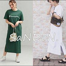 SaNDoN:Champion×GLR 新色登場 簡約風格聯名系列經典LOGO顯瘦修長萬年必敗洋裝 OP 200307