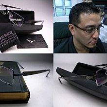 【信義計劃眼鏡】Alain 艾佛里洛 手工眼鏡方框 彈簧金屬木頭 gold wood 材質&超越 Mikli
