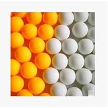 【乒乓球-無標無字-磨砂-直徑40mm-150個/袋-1袋/組】練習用乒乓球多功能無標無字乒乓球袋裝-56014