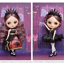 Middle Blythe Odile – Magical Trickery and Love 中布*買2娃免運