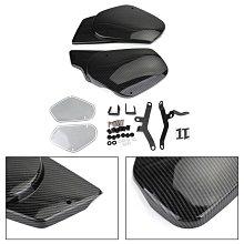 《極限超快感!!》Yamaha XSR700 2016-2020 車架側蓋護罩 整流罩 Carbon
