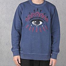 【HYDRA】Kenzo Eyes Sweater 眼睛 刺繡 大學T 衛衣 水洗布【5SW0554XM】
