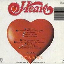《絕版專賣》Heart 紅心合唱團 / Dreamboat Annie 安妮的夢之船 (美版)