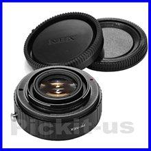 增大1級光圈 Lens Turbo 減焦增光 PENTAX PK K鏡頭轉Sony NEX E-MOUNT卡口機身轉接環