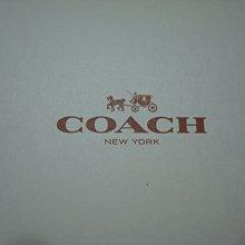 COACH 精品紙盒   保證真品