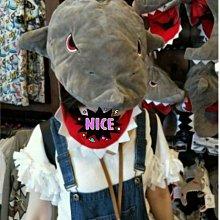 現貨~日本環球影城限定 大白鯊造型帽🌸朵朵醬代購🌸