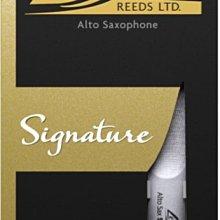 §唐川音樂§ 【 Legere Signature Alto Sax Reed 大師款 中音 合成竹片】加拿大製 古典
