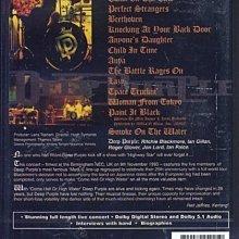 正版全新DVD~深紫色合唱團 Deep Purple : COME HELL OR HIGH WATER~下標就賣