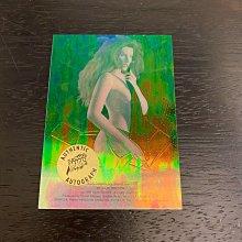 1997 comic images Scott Barnett親筆簽名 收藏卡 卡片