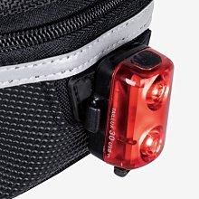 【速度公園】TOPEAK Wedge Pack II (S) TC2271B 快拆式 座墊包 附防雨罩 3M反光帶