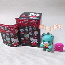 NG [8] 奇譚 Hello Kitty X MAD BARBARIANS 凱蒂貓 殭屍朋友 公仔 盒玩  kitty