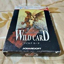 Wonderswan WSC 狂野卡片WILD CARD (編號85)