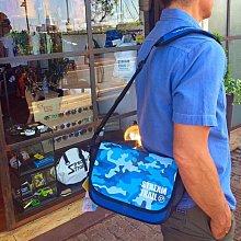日本StreamTrail戶外防水包 Clam單肩休閒包 (迷彩)限定版