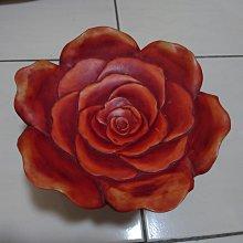 玫瑰盤(可放東西)