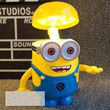 【Sunny Buy寶貝館】◎預購◎小小兵/神偷奶爸Bob 造型公仔 存錢桶和LED充電檯燈(2 IN 1)