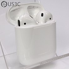 【US3C-高雄店】台灣公司貨 Apple AirPods 2 二代 A1602 A2031 A2032 無線 藍牙耳機 原廠保固內 有線充電版