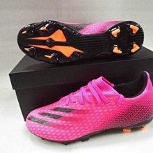 【n0900台灣健立最便宜】2021 ADIDAS  足球鞋 X GHOSTED.3 FG FW6945