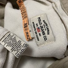 台灣 專櫃 購入 POLO JEANS CO.RALPH LAUREN 燈芯絨 刷毛 連帽 大衣 外套 S號