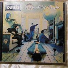 Oasis 綠洲合唱團 -- Definitely Maybe 絕對可能