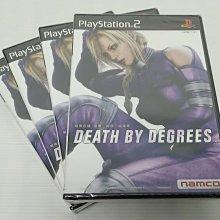 [頑皮狗]PS2戰慄殺機 鐵拳 妮娜 威廉斯 中文版(全新未拆)