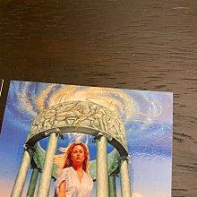 1995 FPG barclay shaw 美國職業藝術家 親筆簽名 收藏卡 卡片 共2張