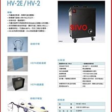 ☆SIVO電子商城☆賽威樂 HV-2E耗材(過濾盒HEAP)~工廠專業設備~ 品質特優 ~實體公司店面~