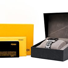 【高雄青蘋果3C】FENDI 芬迪 F621110 陶瓷時尚腕錶 黑 30mm 二手手錶 女錶 石英錶 #27348