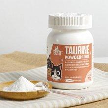 寵到底-【犬貓適用】汪喵星球TAURINE牛磺酸70克,寵物保健品,狗狗保健,貓咪保健