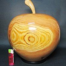 【紅檜 聚寶盆 大蘋果 美麗奇 大顆 平安系列 18】 台灣檜木 黃檜 紅檜 檜木聚寶盆 檜木瘤 樹瘤 檜木桌 奇木