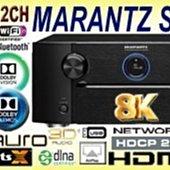 ~台北台中鳳誠影音~ MARANTZ SR7013 9.2聲道網路環繞擴大機,另有款8K Marantz SR7015。