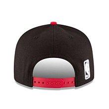 【豬豬老闆】NEW ERA 9FORTY NBA 950 HOMBRE 黑 紅 公牛 棒球帽 帽子 NE70353377