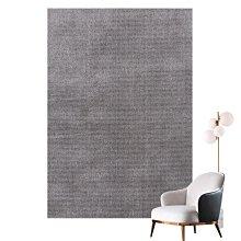 新西蘭進口羊毛地毯客廳茶幾毯臥室床前簡約輕奢高檔純色地毯混紡