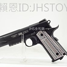 JHS((金和勝 生存遊戲專賣))SRC 黑色  M45A1 CO2手槍 4792