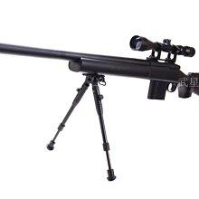 台南 武星級 WELL 4404 狙擊槍 手拉 空氣槍 (BB槍BB彈長槍步槍卡賓槍馬槍瞄準鏡狙擊鏡腳架
