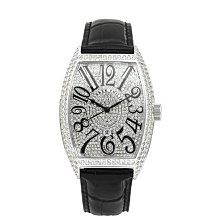 PARKER PHILIP派克菲利浦大數字酒桶滿天星尊榮腕錶 全球限量999 /40mm