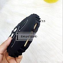= envogue =Y33超萌 barbapapa 泡泡先生 巴巴爸爸 黑色 造型手機殼$200