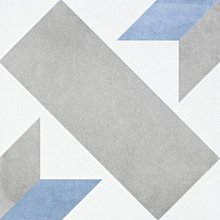 【HS磁磚生活館 】西班牙進口20*20 KA2011花磚地毯磚玄關磚 浴室 主題牆 商空 陽台 數位噴墨施釉霧面石英磚