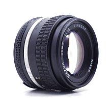 【台中青蘋果】Nikon Nikkor 50mm f1.4 二手 定焦鏡 鏡頭 #19463