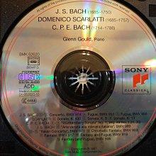 Gould,Bach-The Art Of Fugue,Two&Three-Part Invent顧爾德,巴哈-賦格的藝術,二&三聲部創意曲,意大利協奏曲等。