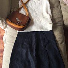 Chloe 海軍藍雲朵裙 sz36 小闆娘