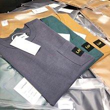 【希望商店】LAPRIMA LAP WASHED POCKET TEE 水洗 黑標刺繡 短袖T恤