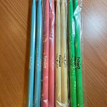 【六絃樂器】全新台灣製 Howa 彩色兒童鼓棒 / 現貨特價