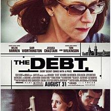 【藍光影片】特務謎雲 / 罪孽 / The Debt (2010)