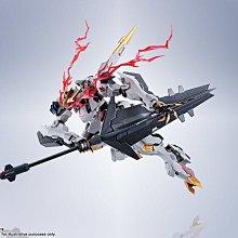 (參號倉庫) 現貨 METAL ROBOT魂 機動戰士鋼彈 鐵血孤兒 天狼王型 獵魔鋼彈 巴巴特 斯普魯斯 雷克斯