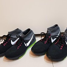NIKE AIR ZOOM ALL OUT FLYKNIT (844134) US9 編織慢跑鞋 男鞋