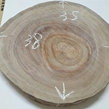 ……阿和木材……香樟木圓木墊