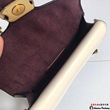 美國大媽代購 COACH 寇馳 76199 迷你酒神包 Tabby牛皮撞色設計 顏色2手拿包 信封單肩斜背包 美國代購