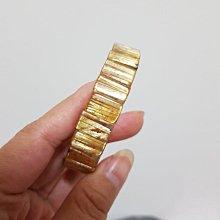 A5-3天然鈦晶手排14mm,頂級滿絲清透料亮度強,24K金光澤,超好看,六大能量鈦晶聚財聚集正能量