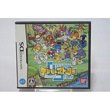 [耀西]二手 純日版 任天堂 DS NDS 數碼寶貝物語