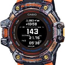 光華.瘋代購 [預購] CASIO G-SHOCK GBD-H1000-1A4 JR 保固一年 心率偵測xGPS衛星定位